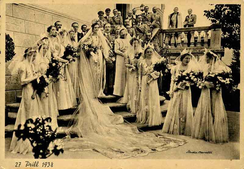 Royal wedding 1983
