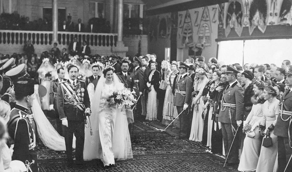 Royal wedding 1983
