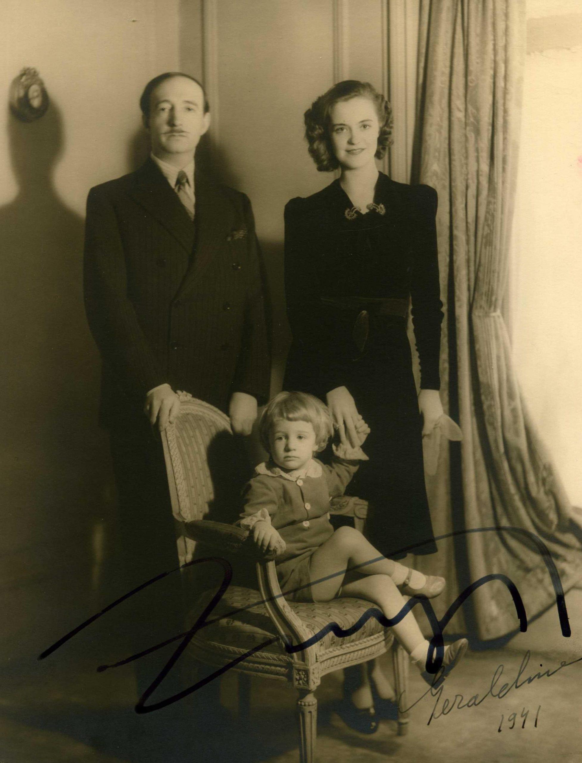 Royal Family in London