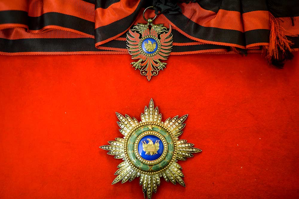 Grand-Cordon-of-the-Royal-Order-of-Skenderbeg-with-Star