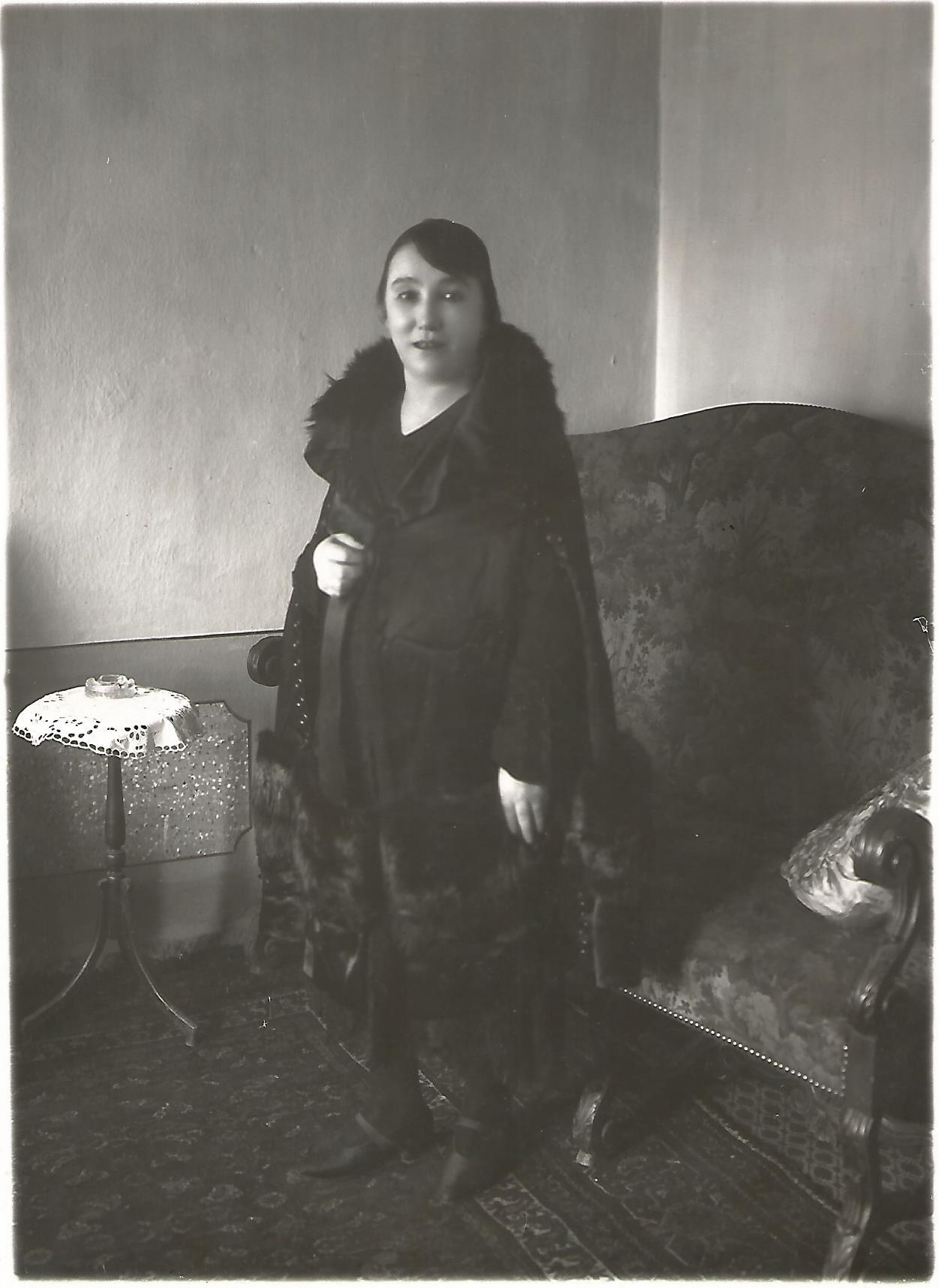 Queen Mother Sadije Toptani